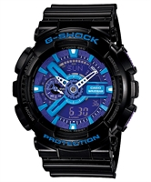 Picture of   CASIO G-SHOCK   GA-110HC-1ADR