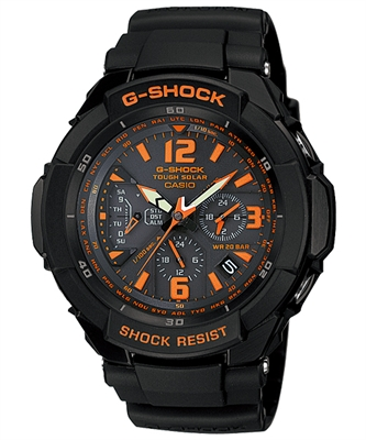 Picture of G-SHOCK  G-1200B-1ADR