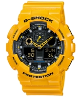 Picture of CASIO G-SHOCK  GA-100A-9ADR