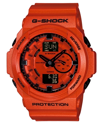 Picture of   CASIO G-SHOCK   GA-150-4ADR