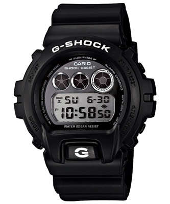 Picture of G-SHOCK  DW-6900BW-1