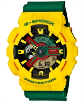 Picture of  CASIO G-SHOCK  GA-110RF-9