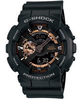 Picture of CASIO G-SHOCK GA-110RG-1A