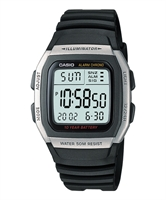 Picture of CASIO  W-96H-1AV