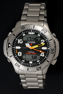 Picture of CITIZEN PROMASTER (JP3050-55W)