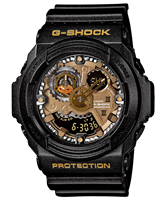 Picture of  CASIO G-SHOCK GA-300A-1A