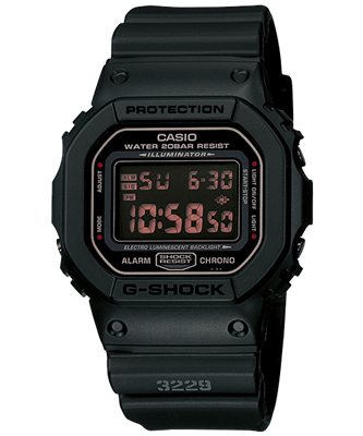 Picture of CASIO G-SHOCK   DW-5600MS-1