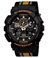 Picture of CASIO G-SHOCK   GA-100MC-1A4