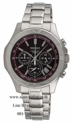 Picture of SEIKO  Chronograph  SSB101