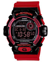 Picture of CASIO  G-SHOCK   G-8900SC-1RDR  Limited color