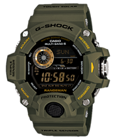 Picture of CASIO  G-SHOCK   GW-9400-3  RANGEMAN  (พลังแสง)