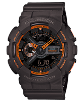 Picture of  CASIO G-SHOCK   GA-110TS-1A4
