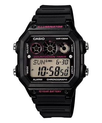 Picture of CASIO AE-1300WH-1A2