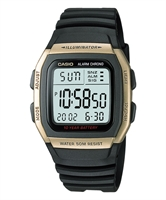Picture of CASIO  W-96H-9AV