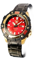 Picture of SEIKO Red Samurai SRP526 Limited 999 Pcs