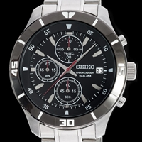 Picture of SEIKO  Chronograph  SKS405