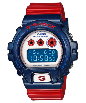 Picture of CASIO G-SHOCK   DW-6900AC-2
