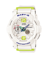 Picture of CASIO BABY-G  BGA-180-7B2