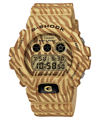 Picture of CASIO G-SHOCK  DW-6900ZB-9