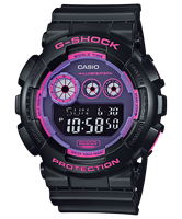 Picture of CASIO G-SHOCK  GD-120N-1B4