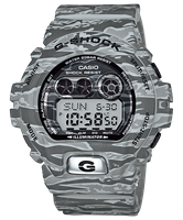 Picture of  CASIO G-SHOCK GD-X6900TC-8  Limited