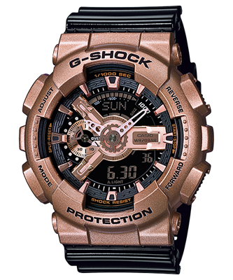 Picture of CASIO G-SHOCK   GA-110GD-9B2   Special Color