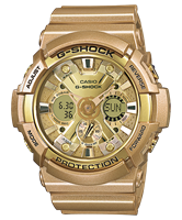 Picture of CASIO G-SHOCK   GA-200GD-9ADR  Special color