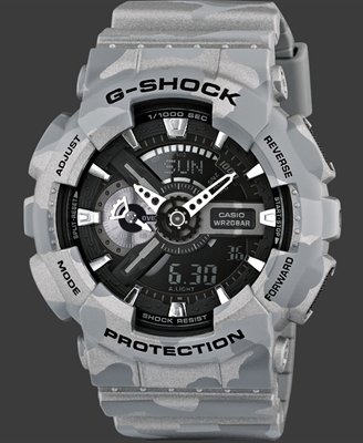 Picture of CASIO G-SHOCK  GA-110CM-8ADR