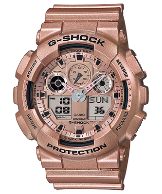 Picture of CASIO G-SHOCK   GA-100GD-9A