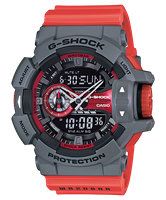 Picture of  CASIO G-SHOCK GA-400-4B