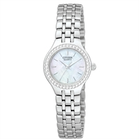 Picture of  CITIZEN Lady watch รุ่น EJ6040-51D - สีขาว
