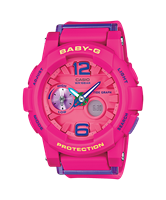 Picture of CASIO BABY-G  BGA-180-4B3