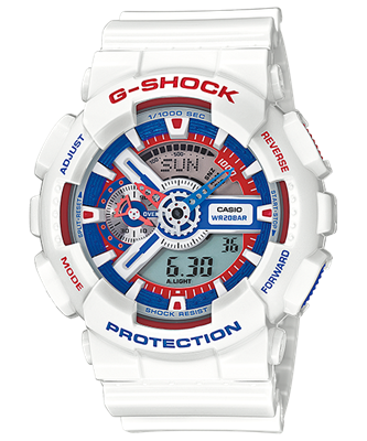 Picture of CASIO G-SHOCK  GA-110TR-7ADR Limited edition