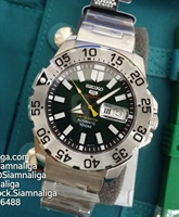 Picture of SEIKO Limited Edition Green Mini Monster 2015  SRP717