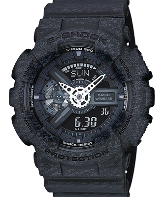 Picture of CASIO G-SHOCK  GA-110HT-1ADR Limited edition