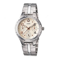 Picture of CASIO  LTP-2064A-7A3 สีขาวอมเหลือง