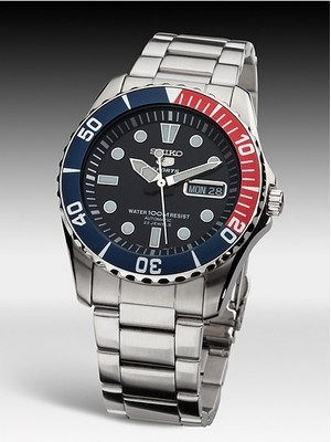 Picture of SEIKO Automatic  SNZF15K1