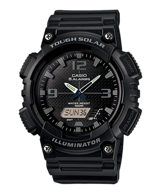 Picture of CASIO SOLAR  AQ-S810W-1A2V
