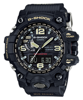 Picture of CASIO G-SHOCK GWG-1000-1A  MUDMASTER