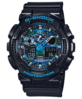 Picture of CASIO G-SHOCK  GA-100CB-1A Limited Edition