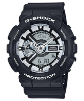 Picture of CASIO G-SHOCK   GA-110BW-1A Limited Edition