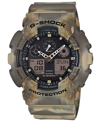 Picture of CASIO G-SHOCK   GA-100MM-5 Limited Edition