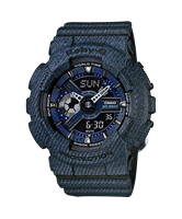Picture of CASIO  BABY-G  BA-110DC-2A1