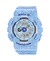 Picture of CASIO  BABY-G  BA-110DC-2A3