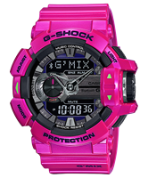 Picture of CASIO G-SHOCK GBA-400-4C