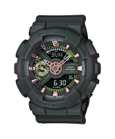 Picture of  CASIO G-SHOCK S series GMA-S110CM-3A