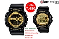 Picture of G-SHOCK , BABY-G  Love  GD-100GB-1 & BGD-141-1
