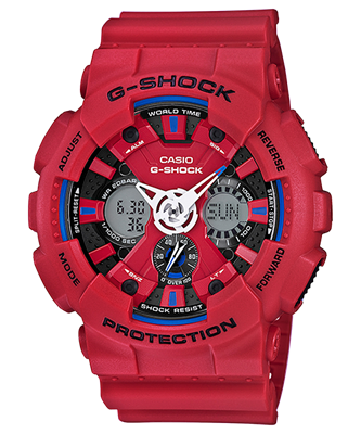 Picture of CASIO G-SHOCK   GA-120TR-4A Limited Edition