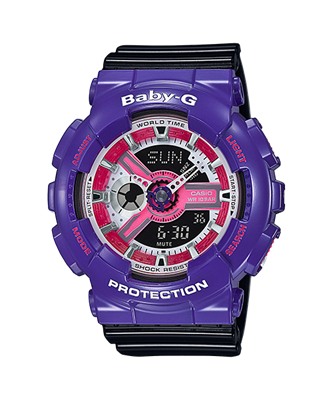 Picture of CASIO Baby-G  BA-110NC-6ADR