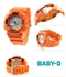 Picture of CASIO  BABY-G  BA-110SN-4ADR